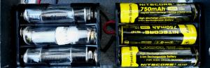 KX1 sporting new Lithium ion internal batteries.