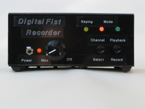 he Digital Fist Recorder