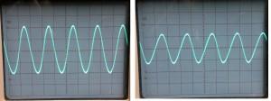 12EZ6 input/output at 1.0 MHz