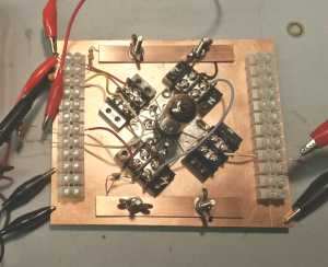 12EZ6 on the 7-pin breakout board