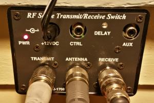 MFJ-1708 T-R Switch