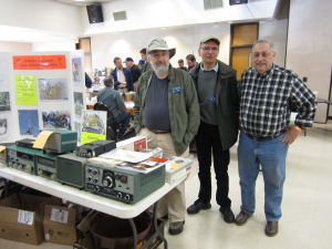 PCARA Table at 2014 OCARC Hamfest
