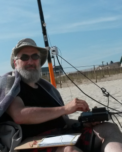 QRP on the beach