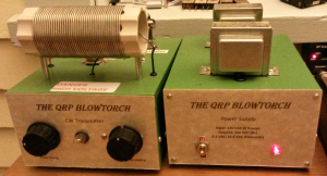 The QRP Blowtorch
