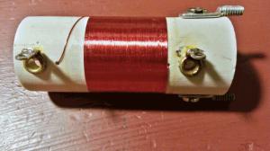 Rebuilt main tuning coil