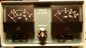 HM-2140 Watt Meter