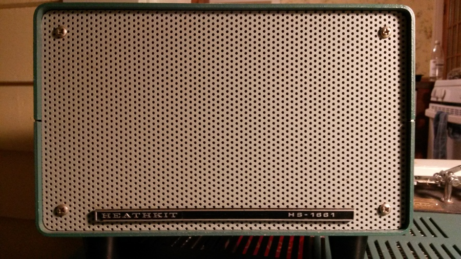 HS-1661 Speaker