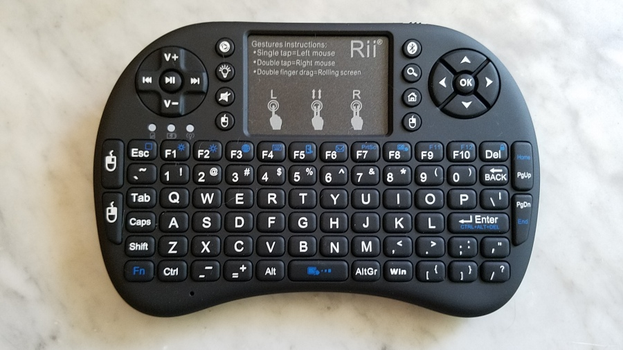 Cute Bluetooth keyboard